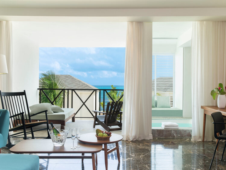 Ocean View Resort Suites in Jamaica