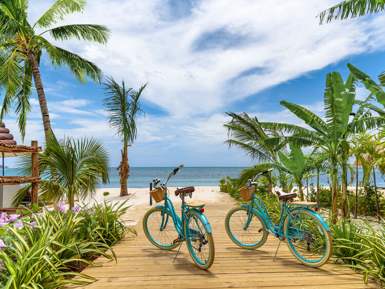 All Inclusive Resort Bikes