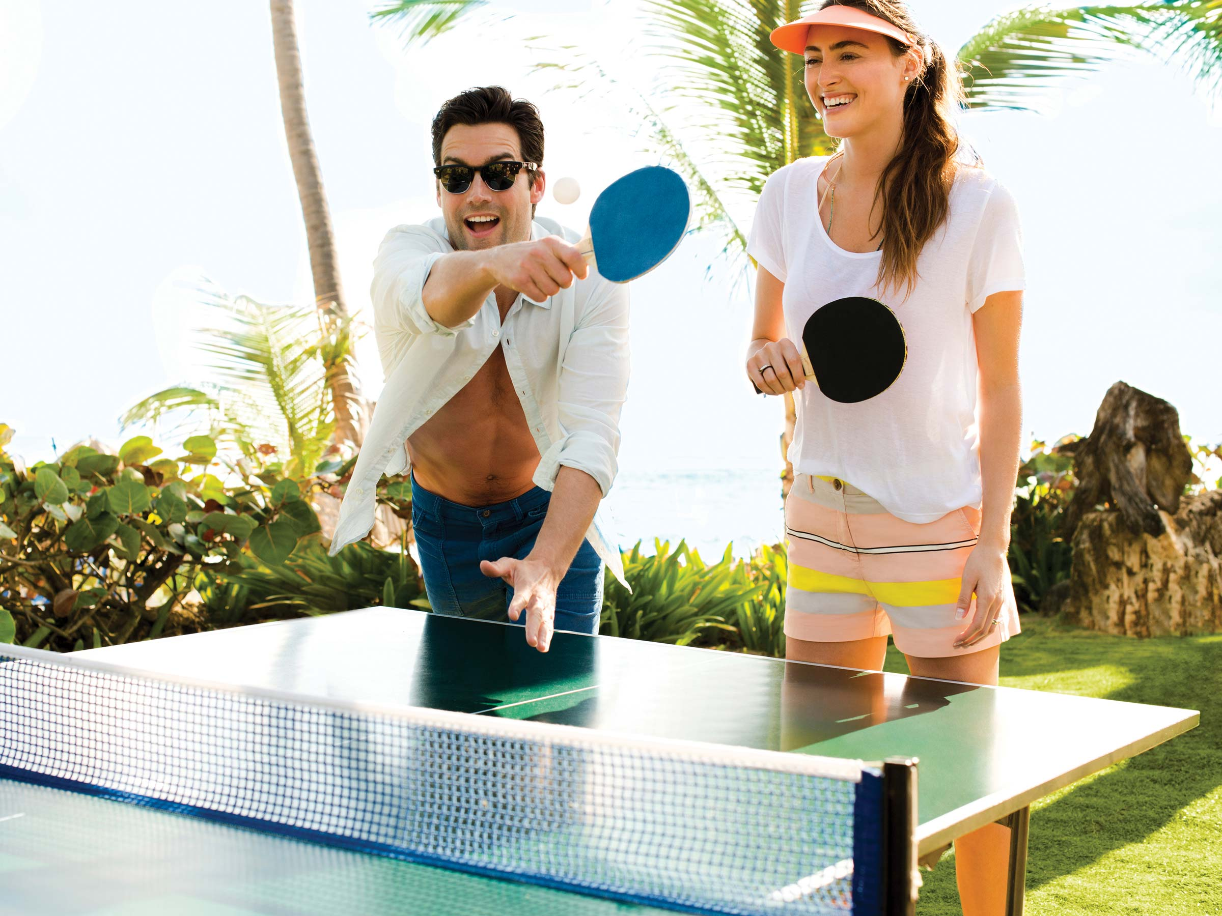 All Inclusive Resort Ping Pong