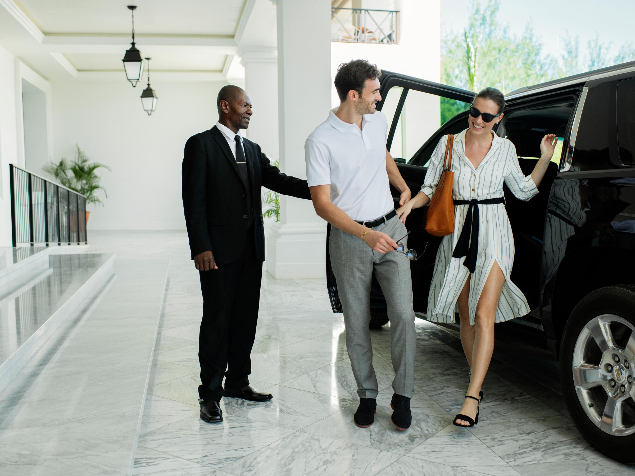 Airport Transfers to Excellence Oyster Bay Jamaica Resort