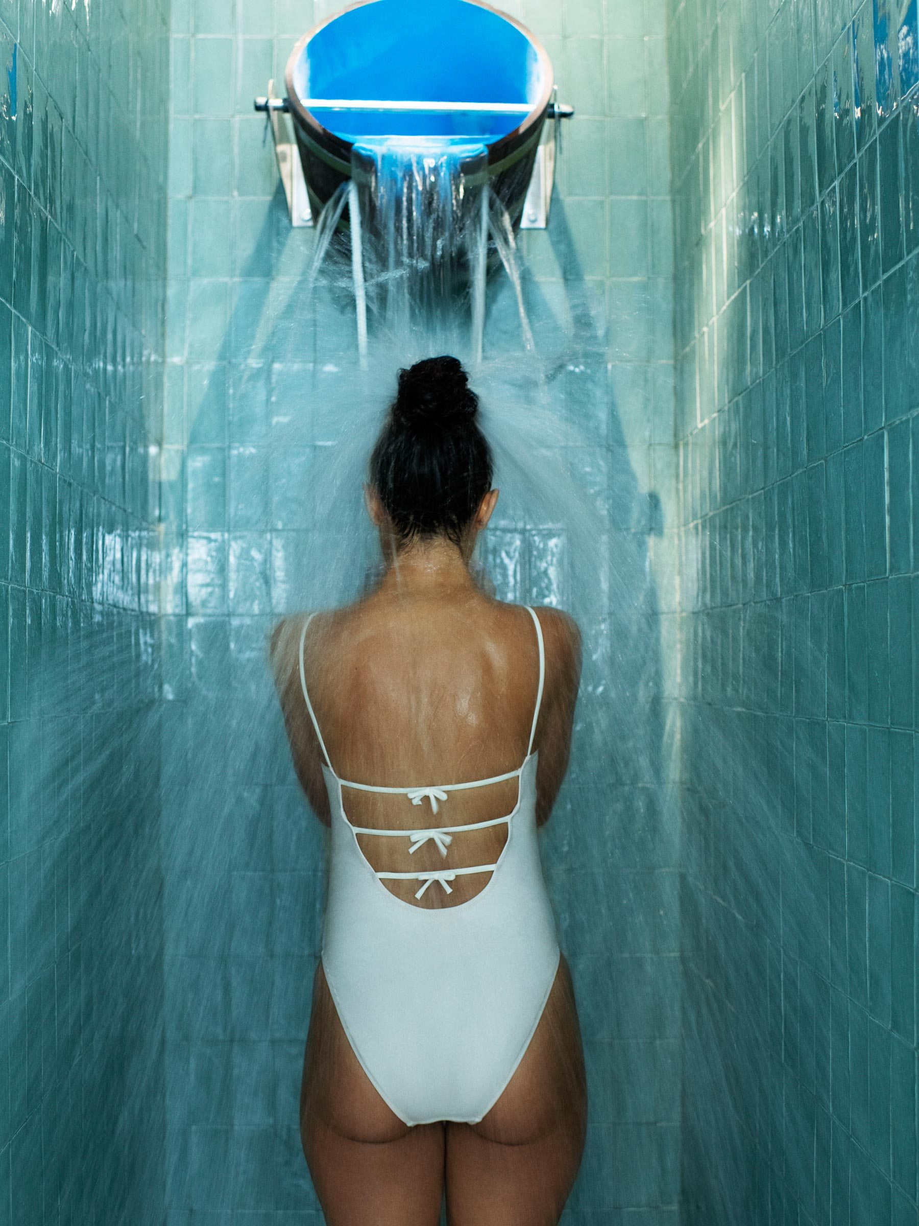 Montego Bay Spa and Resort Hydrotherapy Shower
